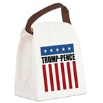 Trump Pence 2016 Canvas Lunch Bag