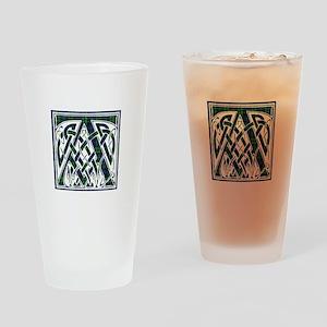 Monogram - Abercrombie Drinking Glass