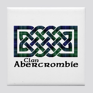 Knot - Abercrombie Tile Coaster