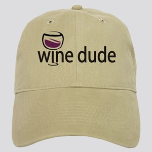 Wine Man Cap