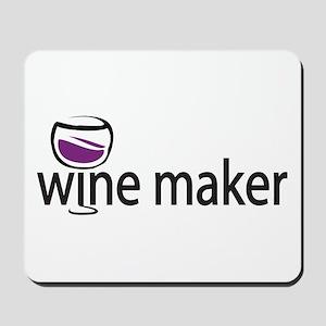 Wine Maker Mousepad