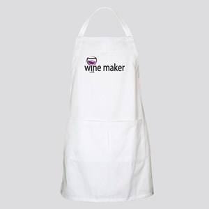 Wine Maker BBQ Apron