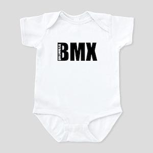 BMX -It's how I roll Infant Bodysuit