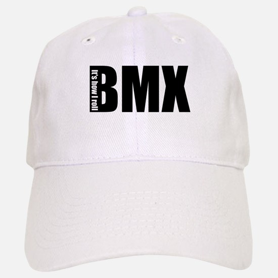 BMX -It's how I roll Baseball Baseball Cap