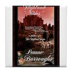 Highland Wishes Tile Coaster