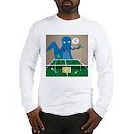 T-Rex Ping Pong Long Sleeve T-Shirt