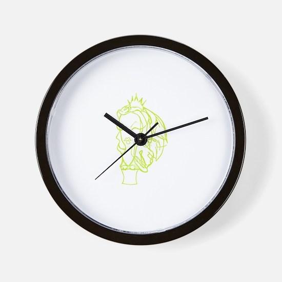 Funny Emily strange Wall Clock