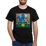 T-Rex Ping Pong Dark T-Shirt
