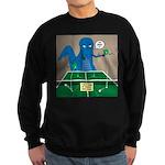 T-Rex Ping Pong Sweatshirt (dark)