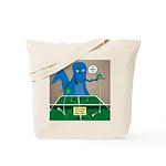 T-Rex Ping Pong Tote Bag