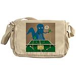 T-Rex Ping Pong Messenger Bag