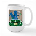 T-Rex Ping Pong Large Mug