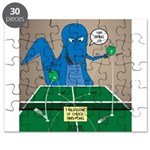 T-Rex Ping Pong Puzzle
