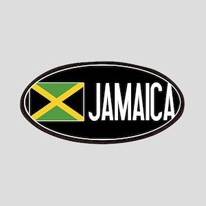 Jamaica: Jamaican Flag & Jamaica Patch