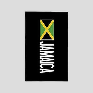Jamaica: Jamaican Flag & Jamaica Area Rug