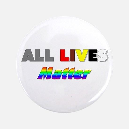 All Lives Matter #1 Button