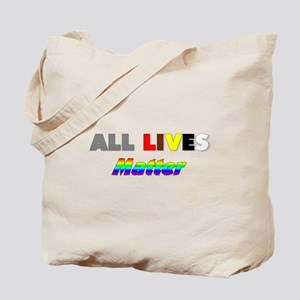 All Lives Matter #1 Tote Bag