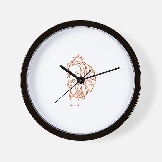 Unique Emily strange Wall Clock