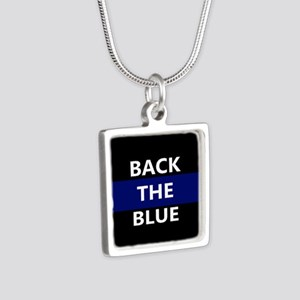BACK THE BLUE Necklaces