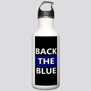 BACK THE BLUE Stainless Water Bottle 1.0L