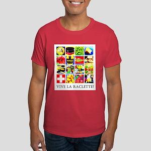 Vive la Raclette! Dark T-Shirt