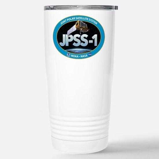 JPSS-1 Logo Travel Mug