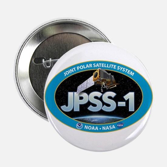 """JPSS-1 Logo 2.25"""" Button"""