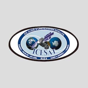 ICESat Program Logo Patch