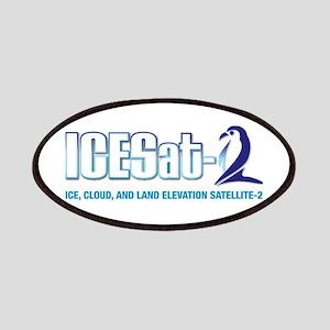 ICESat-2 Logo Patch