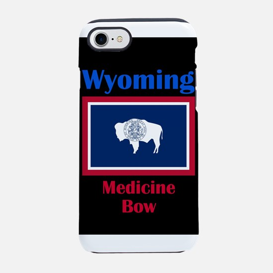Medicine Bow Wyoming iPhone 8/7 Tough Case