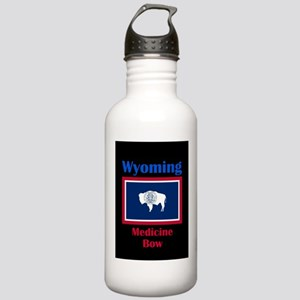 Medicine Bow Wyoming Water Bottle
