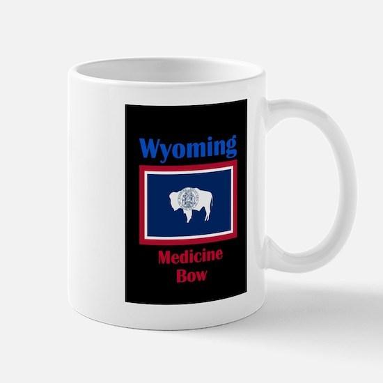 Medicine Bow Wyoming Mugs