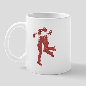Wainwright & Molina red Mug