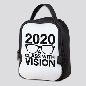 2020 Class with Vision Neoprene Lunch Bag