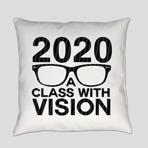 2020 Class with Vision Everyday Pillow