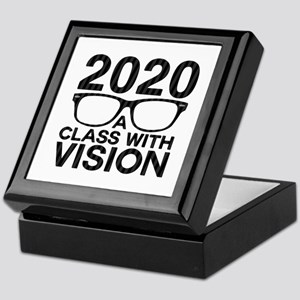 2020 Class with Vision Keepsake Box