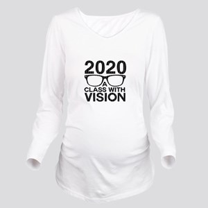 2020 Class with Vision Long Sleeve Maternity T-Shi