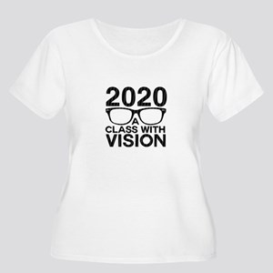 2020 Class with Vision Plus Size T-Shirt