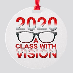 2020 Class with Vision Ornament