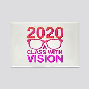 2020 Class with Vision Magnets