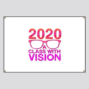 2020 Class with Vision Banner