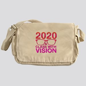 2020 Class with Vision Messenger Bag