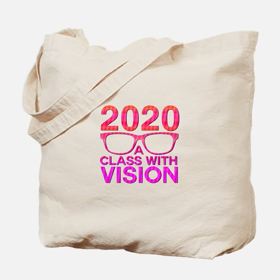 2020 Class with Vision Tote Bag