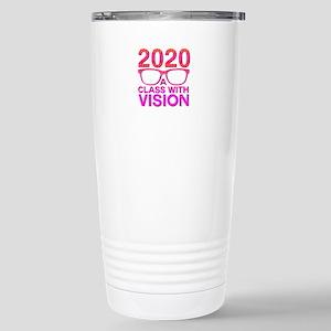 2020 Class with Vision Travel Mug