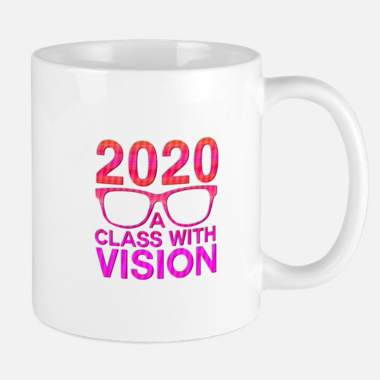 2020 Class with Vision Mugs