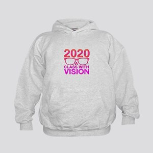 2020 Class with Vision Hoodie
