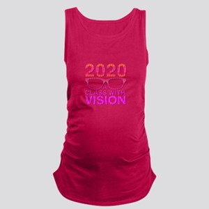 2020 Class with Vision Maternity Tank Top