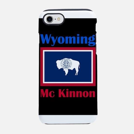 Mc Kinnon Wyoming iPhone 8/7 Tough Case