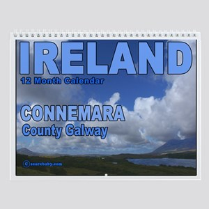 Ireland Connemara, County Galway 12 Wall Calendar