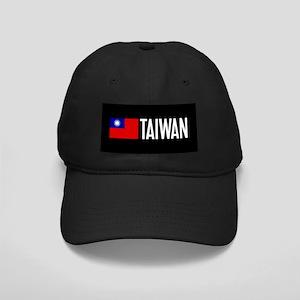 Taiwan: Taiwanese Flag & Taiwan Black Cap